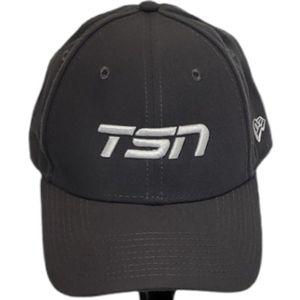 💥 4/$30  New Era TSN Grey Baseball Hat